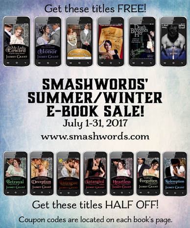 FREE and half price books on Smashwords!